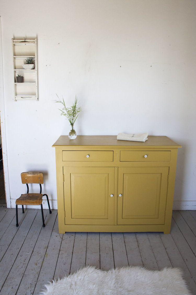 Kleur okergeel voor muur woonkamer   Huis   Woonkamer   Pinterest ...