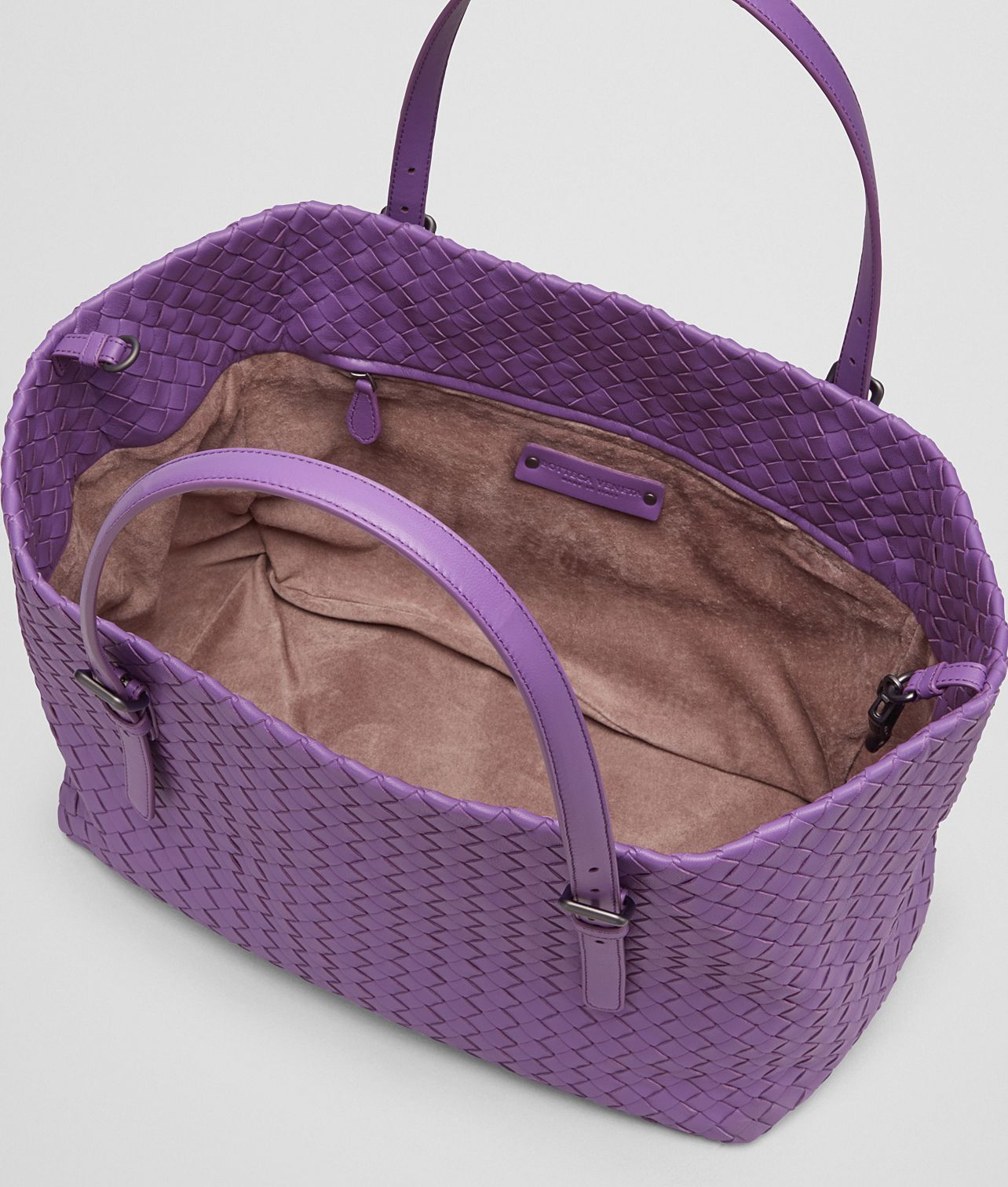 e9a5c690429 Shop Bottega Veneta® Women s MEDIUM TOTE BAG IN VESUVIO INTRECCIATO NAPPA.  Discover more details about the item.