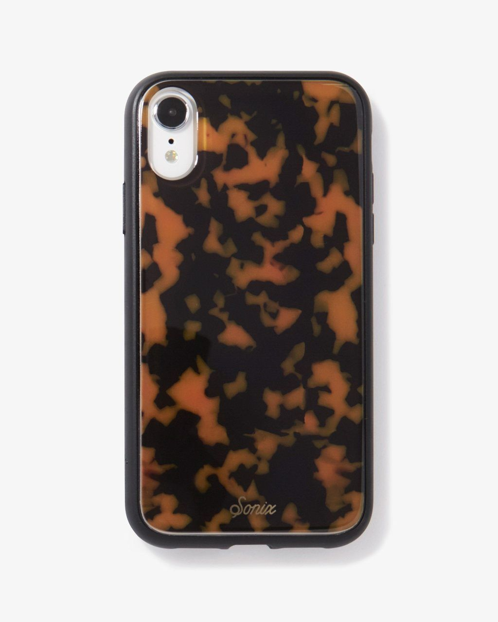 Brown tort iphone xr iphone iphone cases sonix case