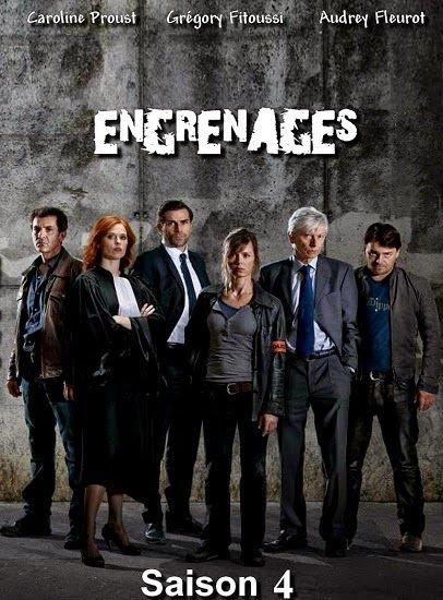 Serieslokekierasya Engrenajes Serie Policial Francesa Cuatro Tempora Visita Mi Blog Sera Un Placer Recibirte Y Le Series Y Peliculas Cine Frances Series