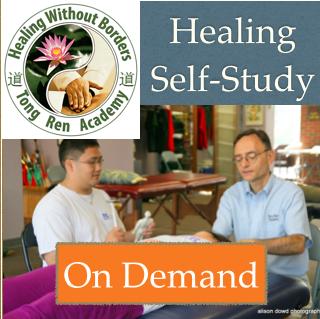 Tong Ren Healing online training