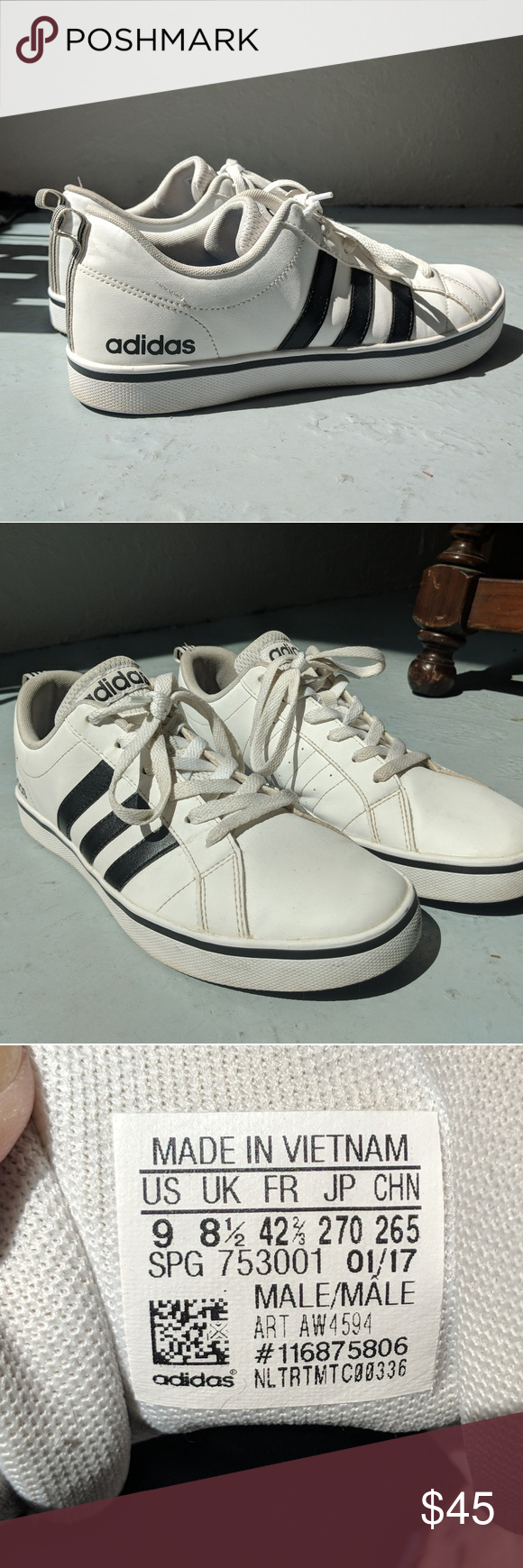 ac6f67cffa Adidas Sneakers Rad vintage Adidas sneakers. adidas Shoes Athletic Shoes