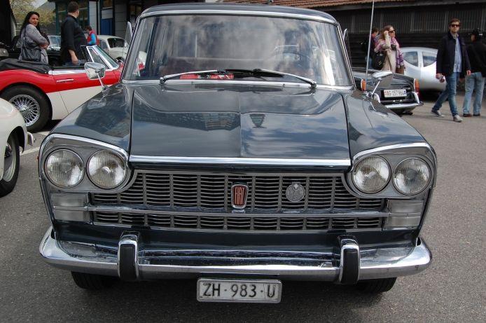 Fiat Four Door Sedan S S European
