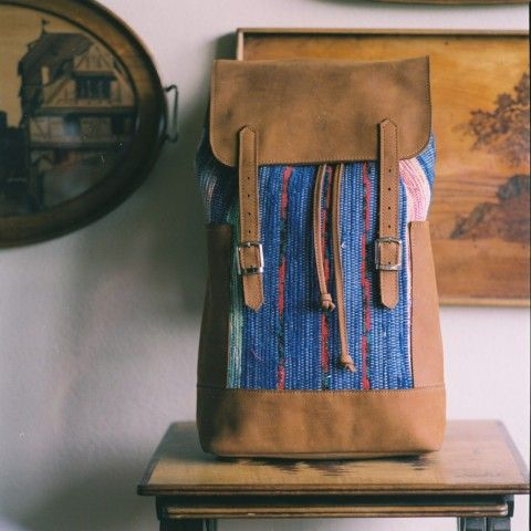 such a lovely bag made by Teresa Gameiro