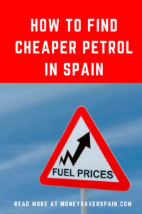 Get Cheaper Petrol and Diesel | Money Saver Spain | Petrol