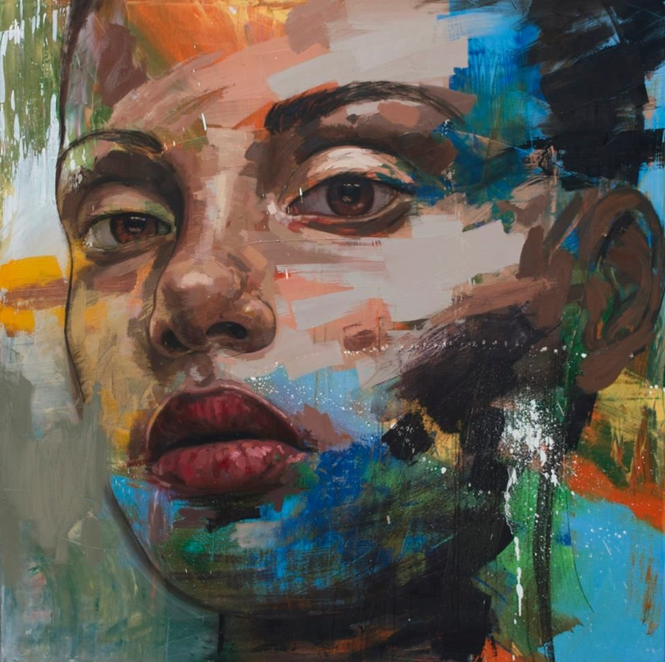Portrait Painting-Lionel Smit-Contemporary Art | Artly ...