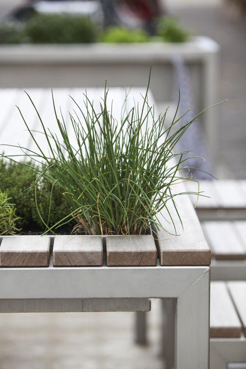 Social Street Furniture Ontwerpstudio Schmitz jardines, urbanos - diseo de jardines urbanos