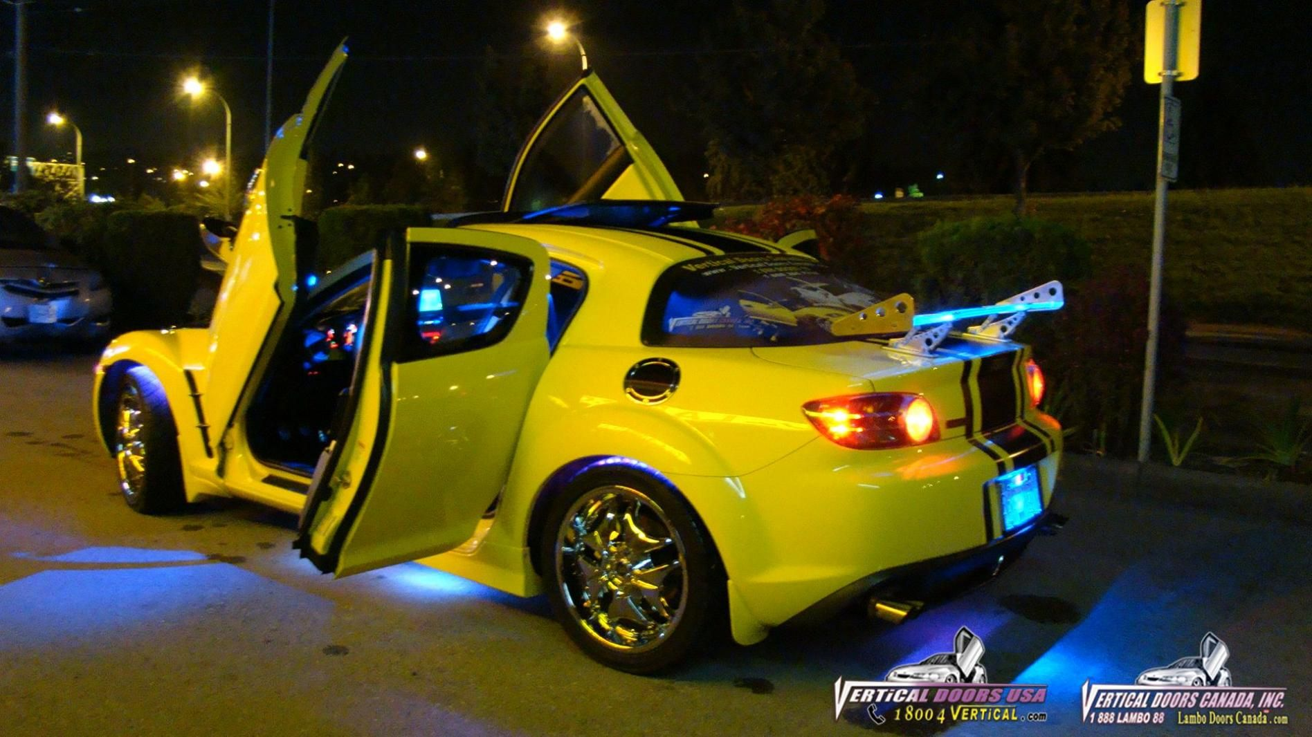 FS } Show Car 04 RX8 Fully Modified - RX8Club.com   Sweet rides ...