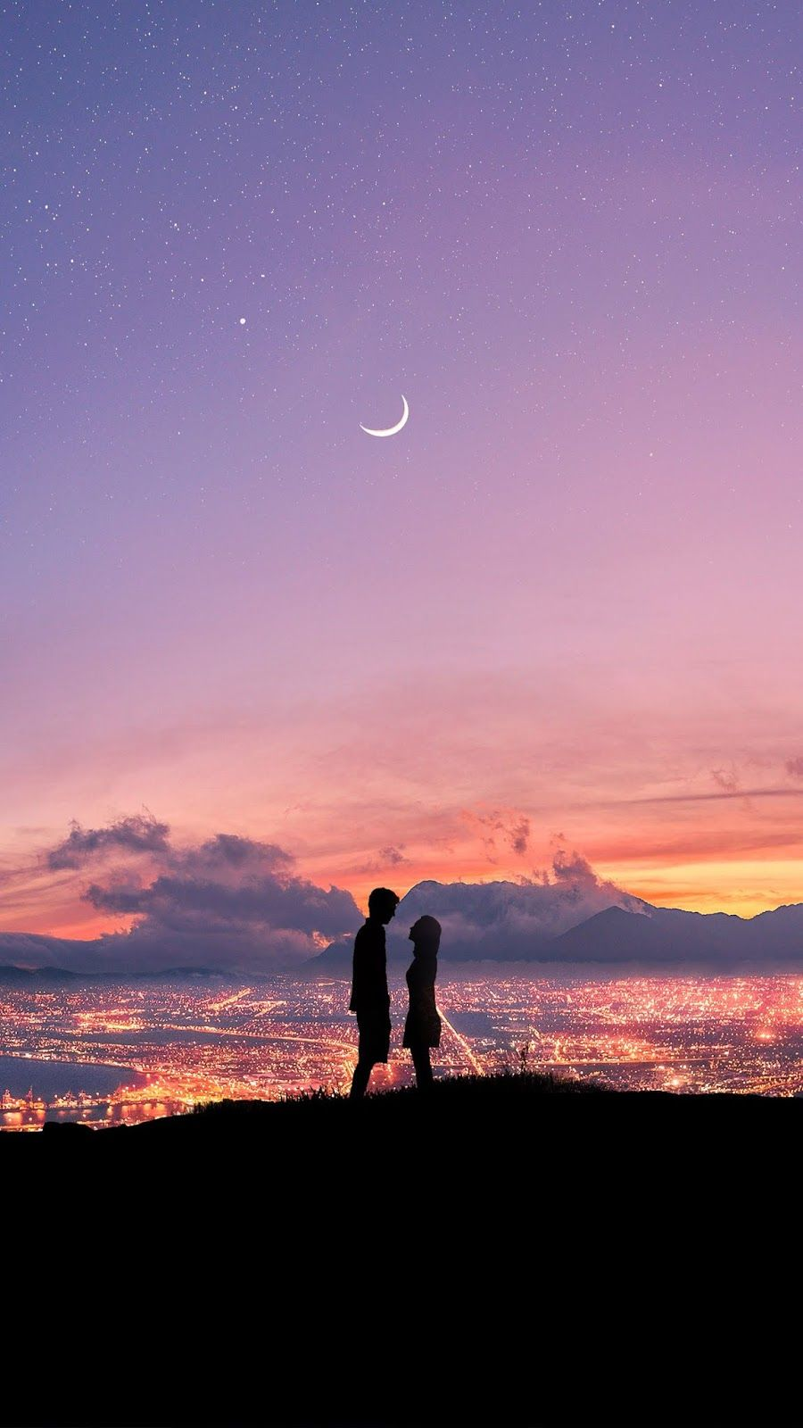 Lonely Together Wallpaper Iphone Android Background Followme Scenery Wallpaper Cute Wallpaper Backgrounds Anime Scenery