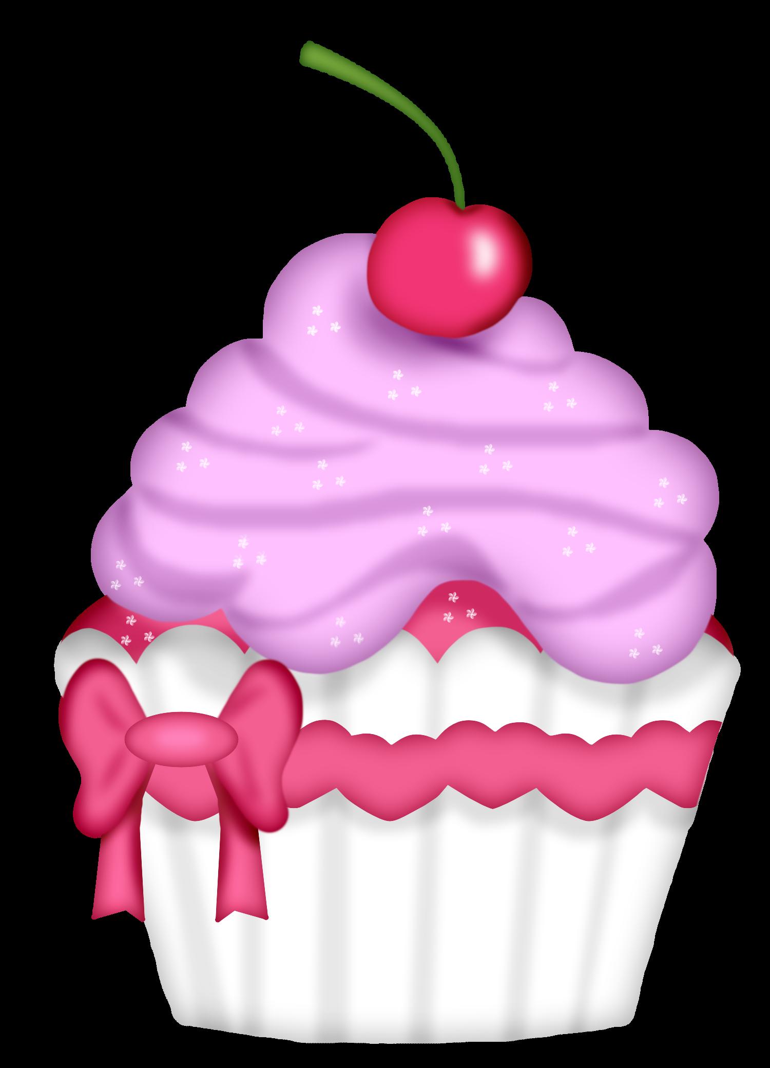 Нарисованная картинка пироженки