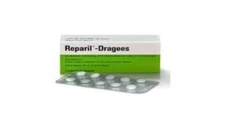 Reparil Dragees دواعي الاستعمال Personal Care Toothpaste Care