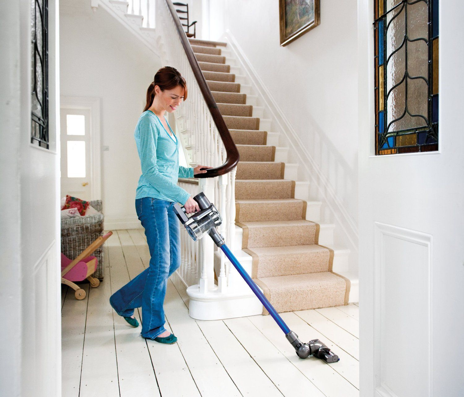 Pin By Inside Reviewed On Cleaning Cordless Vacuum Handheld