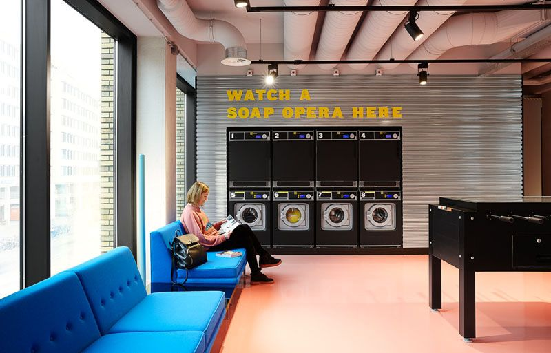 20 Pictures Of The New Student Hotel In Eindhoven The Netherlands