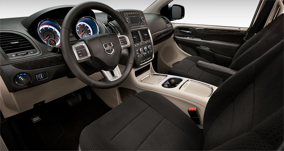 2014 Dodge Grand Caravan Sxt Is A Great Place To Spend Some Time