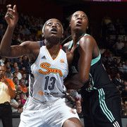 Chiney and Tina do battle 05.16.14