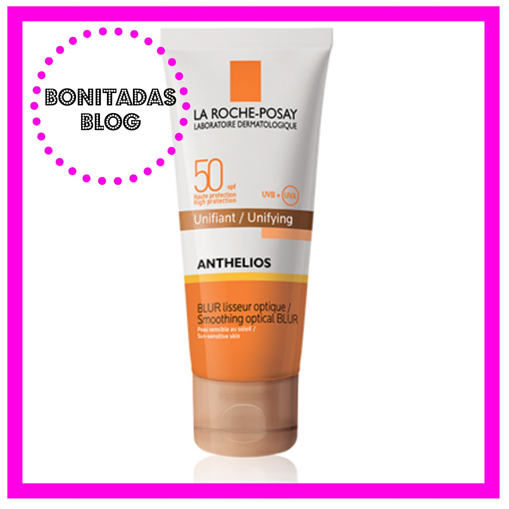 Loving right now La Roche-Posay Anthelios Blur