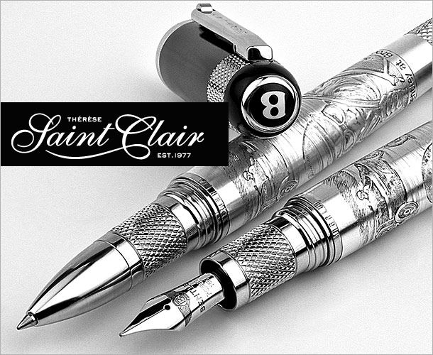 Fountain pen collectibles