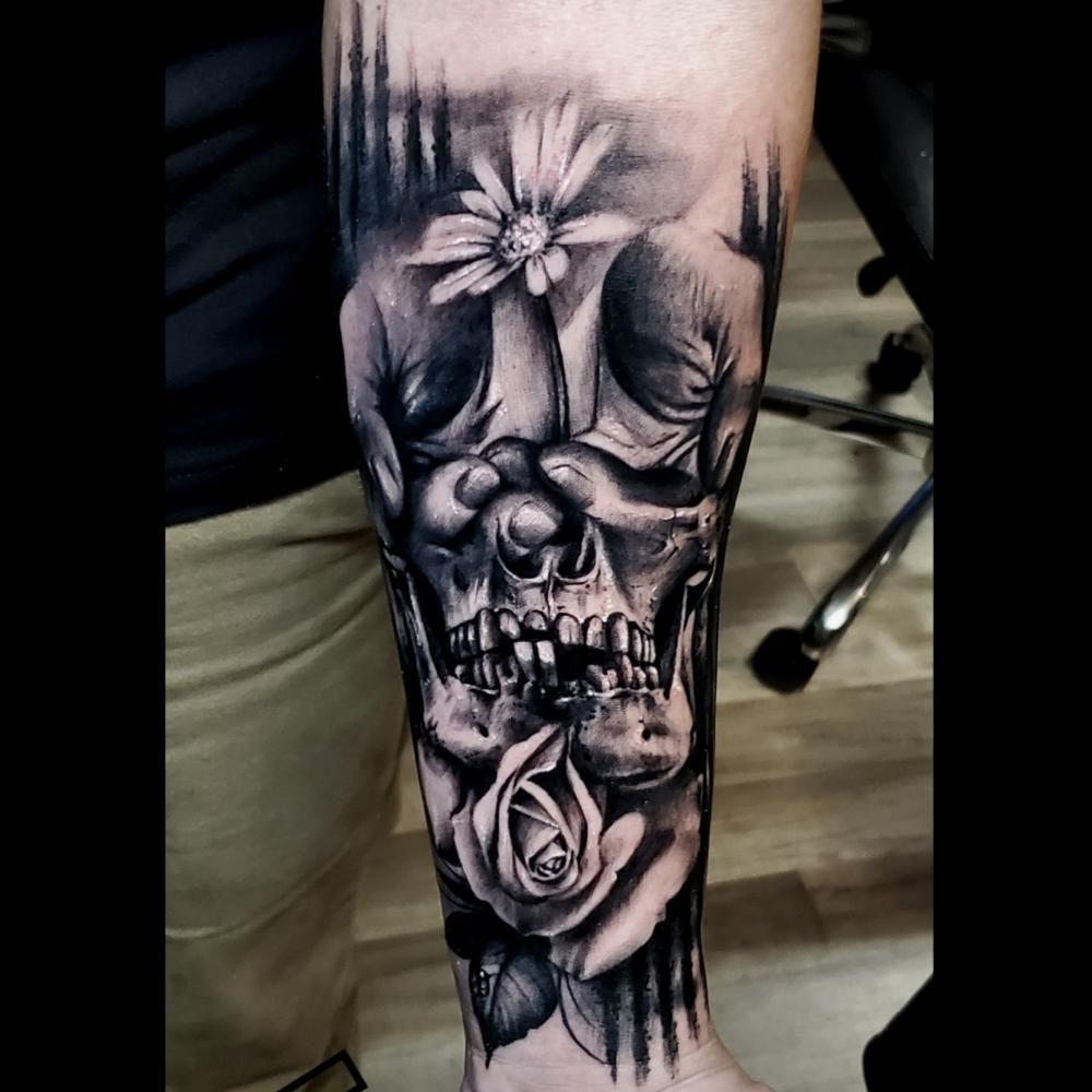 Josh eon johnson denver tattoo artist in 2020 tattoos