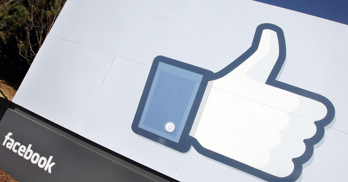Facebook is changing the way it counts Likes, the company announced on Thursday.