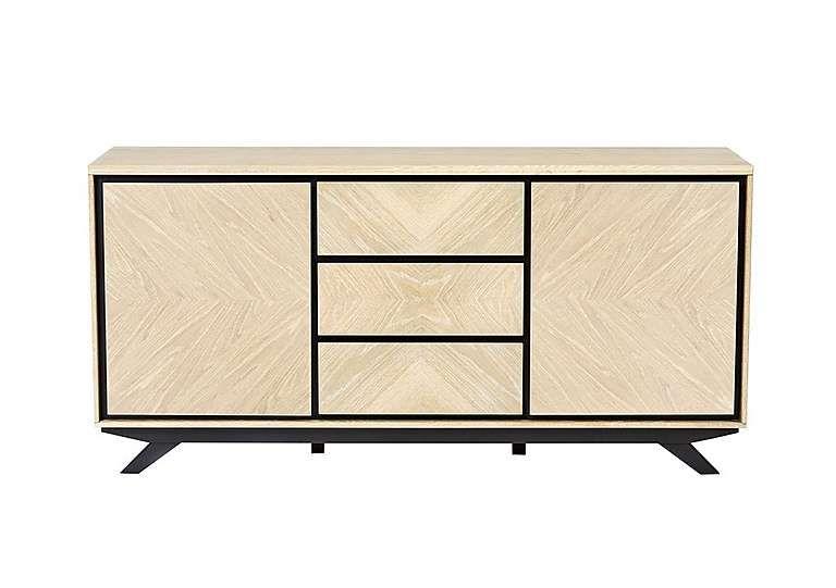 Velodrome Wide Sideboard Sideboard Furniture Furniture Village
