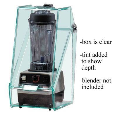 whisper blend sound proof box for vitamix blenders - Vitamix Blenders