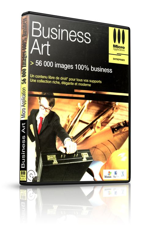 Micro Application Business Art 56 000 Images 100