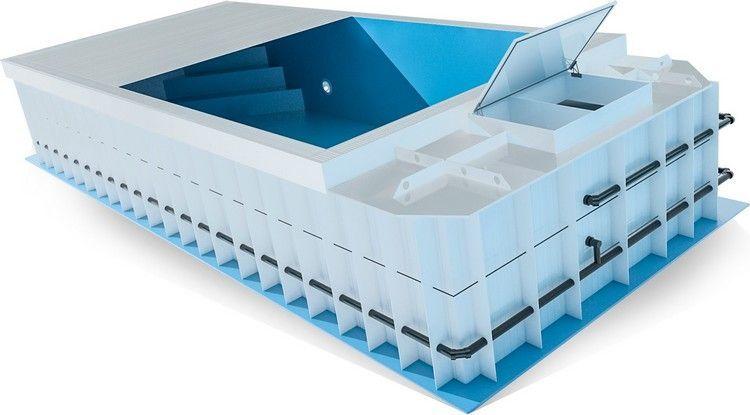 Pool Komplettset Swimmingpool Set Mit Automatischen Und