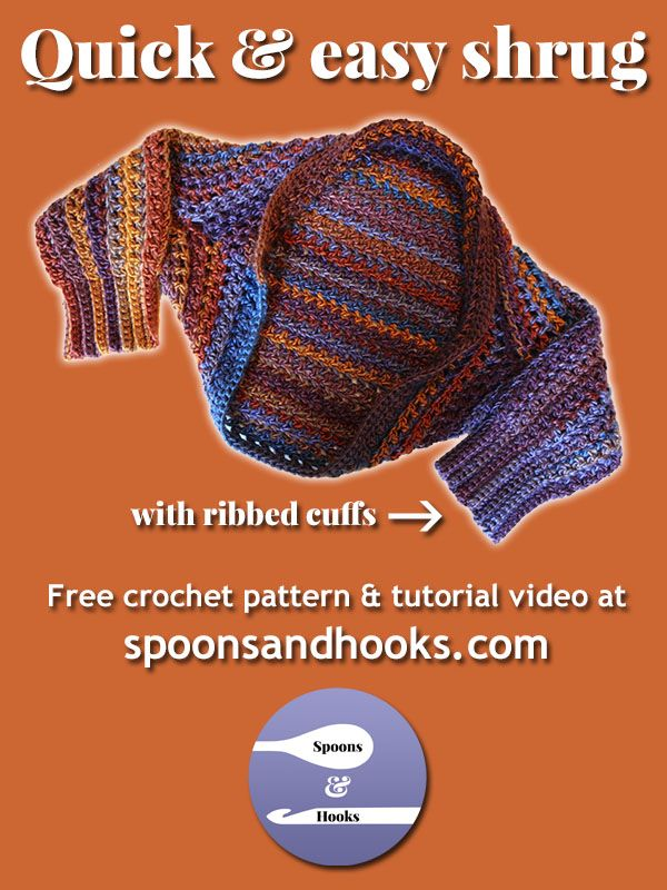 Anyone With Advanced Beginner Crochet Skills Can Whip Up This Quick