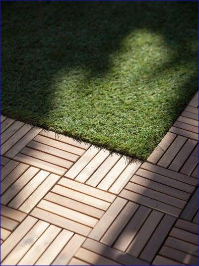 Wood Deck Tiles Over Grass Patio Wood Deck Tiles Deck