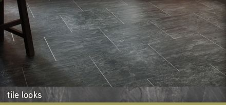 Slate Looking Laminate Flooring Tile Floors Designs Offer Unmatched Style