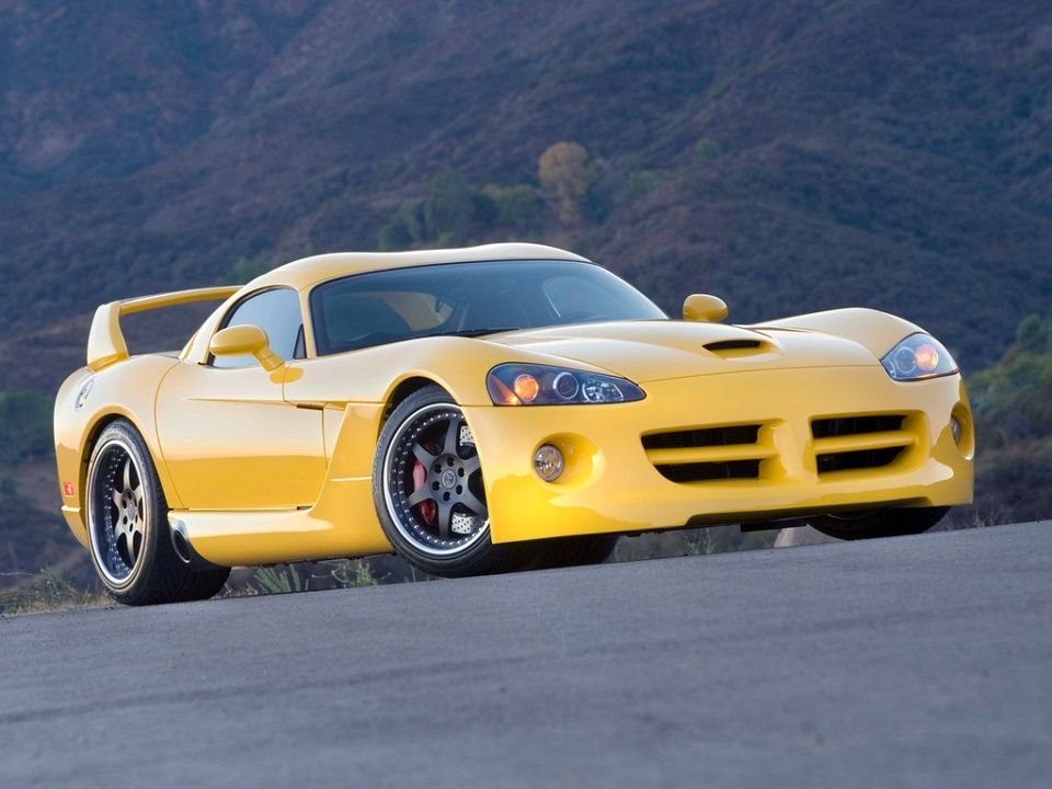 2007 Hennessey Venom   Dodge viper, Hennessey venom gt ...