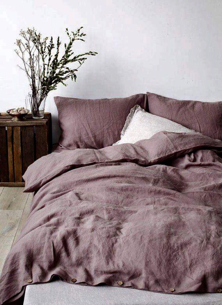 Pin By Krystal Michele On Interieure Linen Duvet Covers Washed Linen Duvet Cover Linen Duvet
