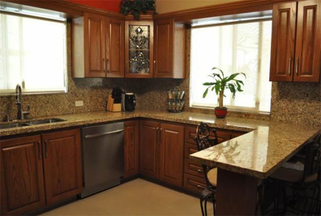 lo que mas me gusta de esta cocina es que tiene 2 ventanas! me gusta ...