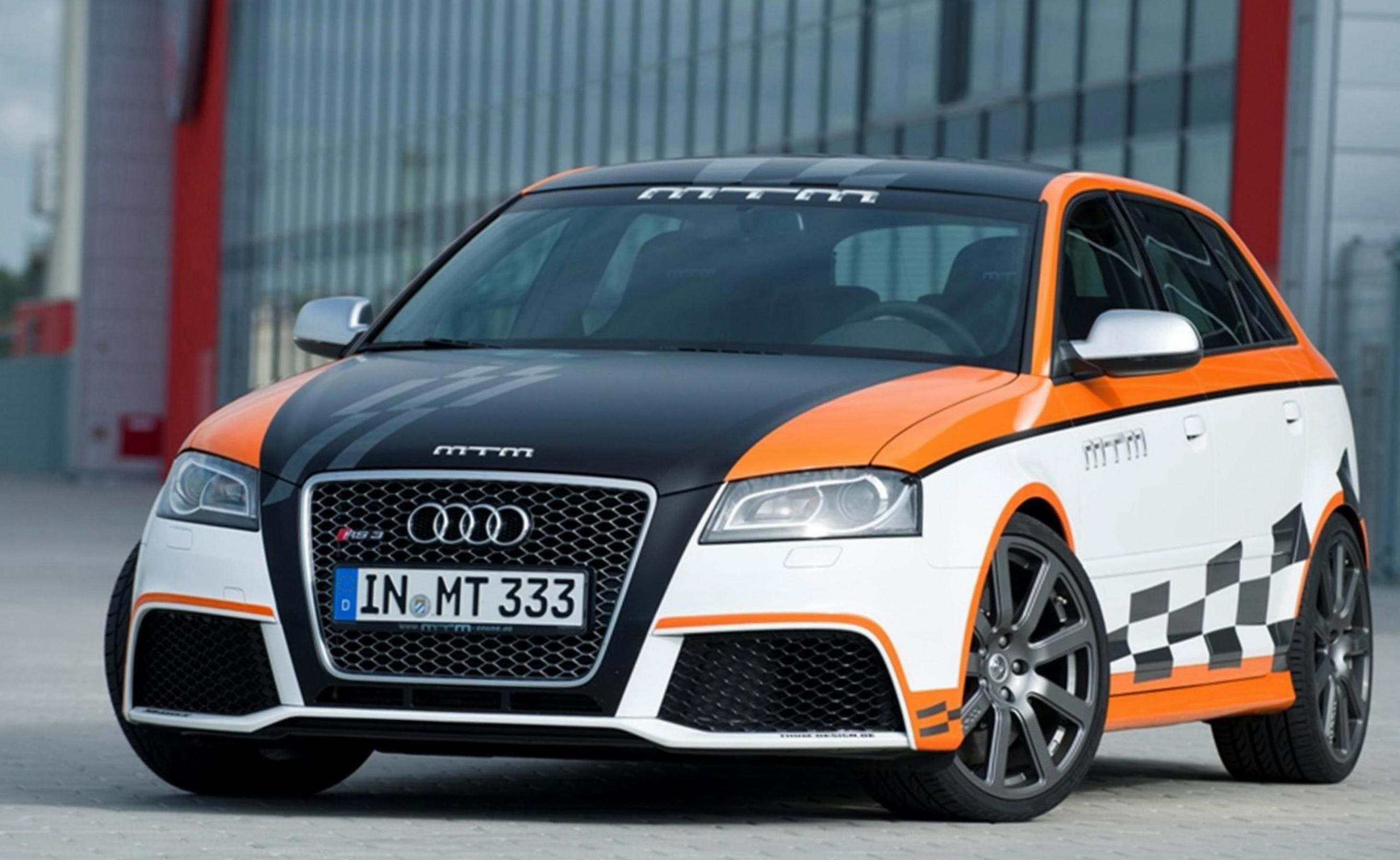 Audi RS3 Sportback parts