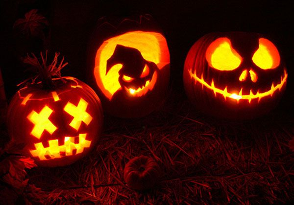 30+ Best Cool, Creative & Scary Halloween Pumpkin Carving Ideas 2013 ...