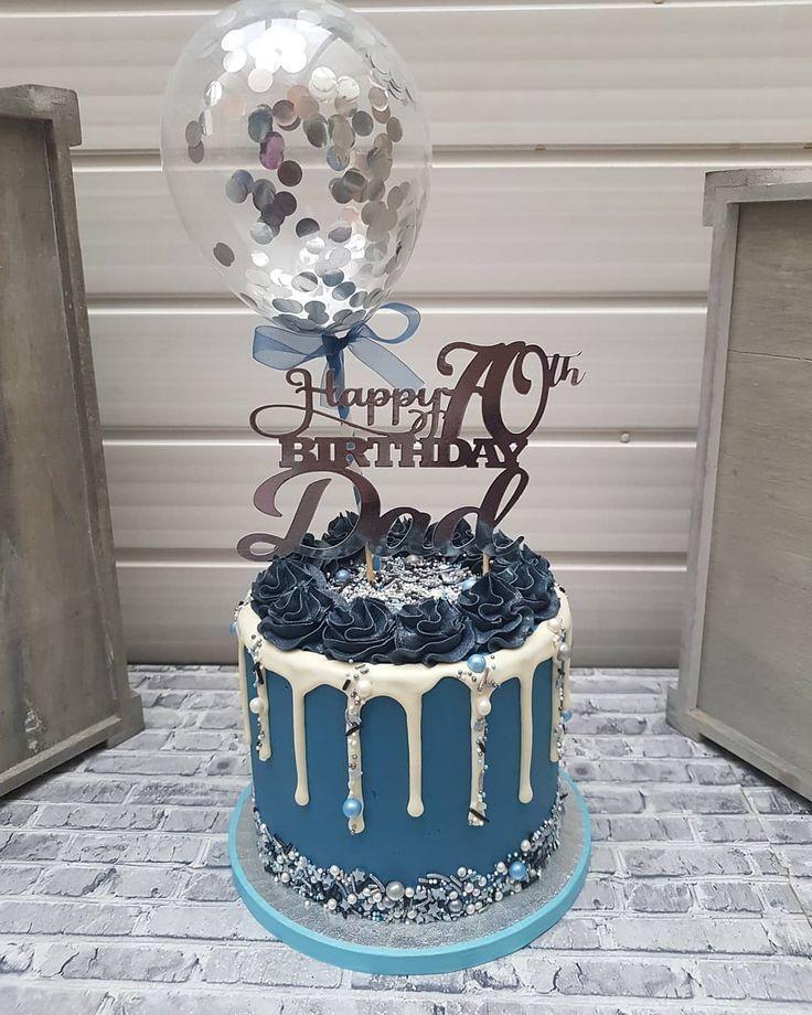 "instagram logo cake design Shaz #on #Instagram: #""Birthday #cake #for #a #Dad #turning #2"