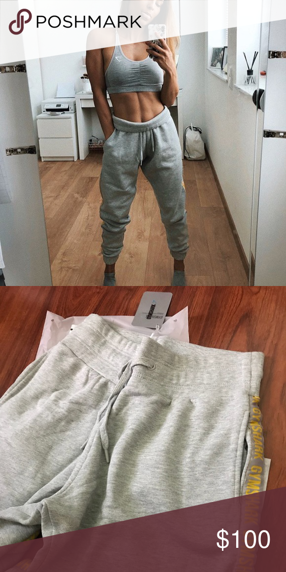 32d671cab57a23 Gymshark Oversized Joggers S Size S brand new with tag Gymshark Pants Track  Pants & Joggers