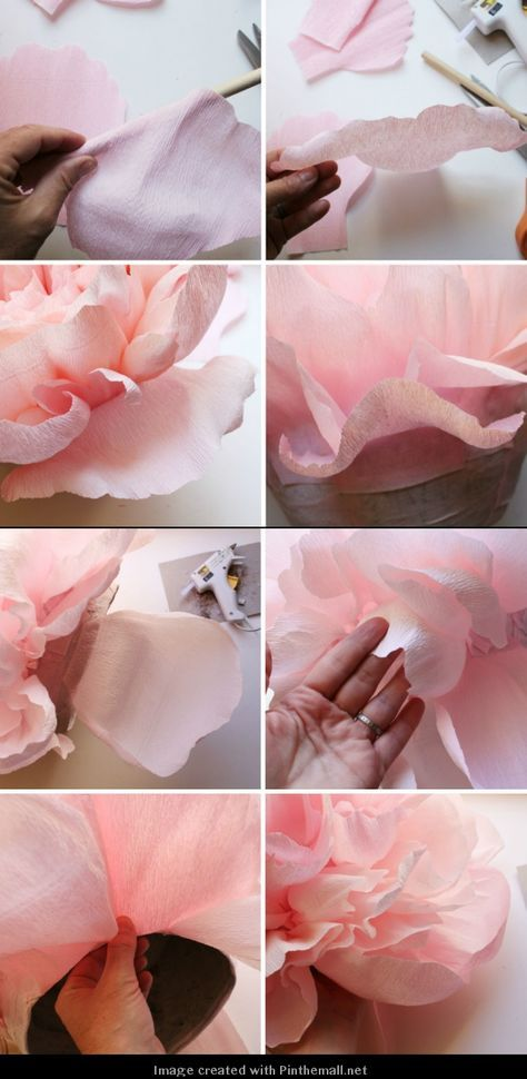 Giant crepe paper peony part 9 of 10 written directions on post giant crepe paper peony part 9 of 10 written directions on post httpbloggingcornerblogspot201307giant paper peony pinatasml mightylinksfo