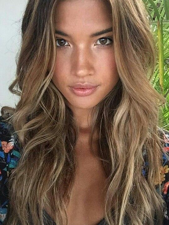 Best Balayage Highlight Hair More Like This Amandamajor Delray