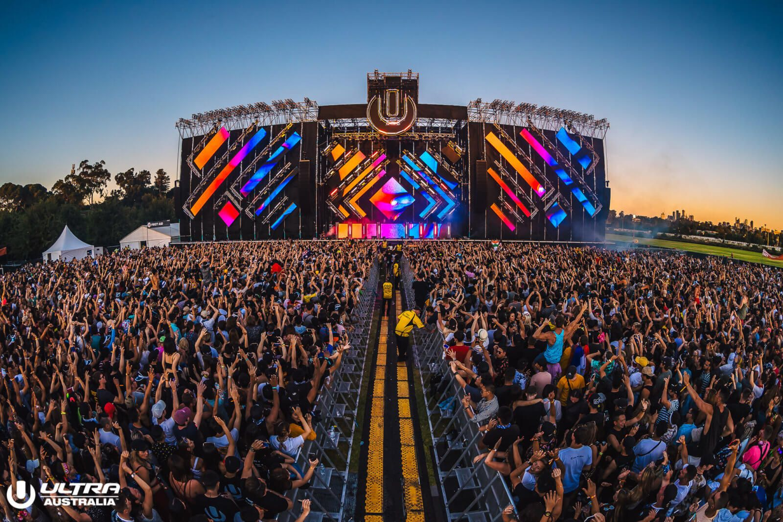 Ultra Australia Announces 2020 Phase 1 Lineup With Images