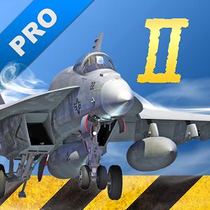 Download F18 Carrier Landing II Pro v2.0 Full Game Apk