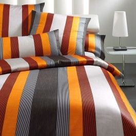 Http Www Design Bettwaesche Com Bettwasche Joop Rapid Stripes 4043 Orange Bettwasche Bett Design