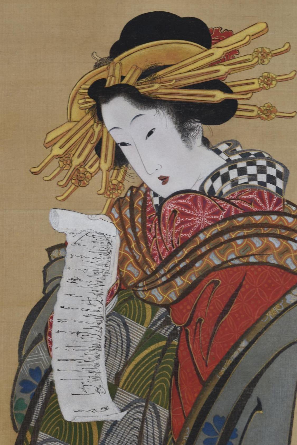 Japaneseprints-london Results Eizan Asian