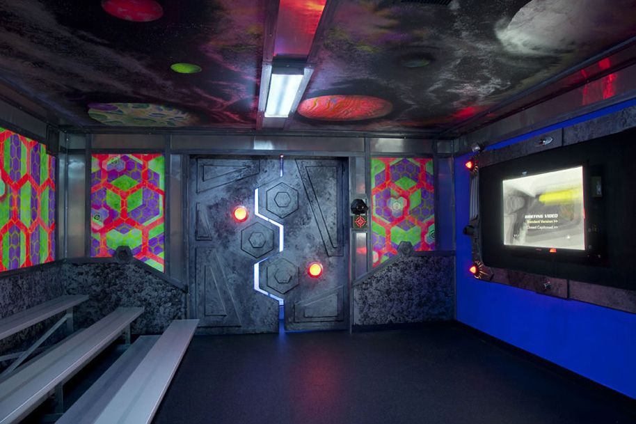 Laserdome Lancaster County S Laser Tag Arena