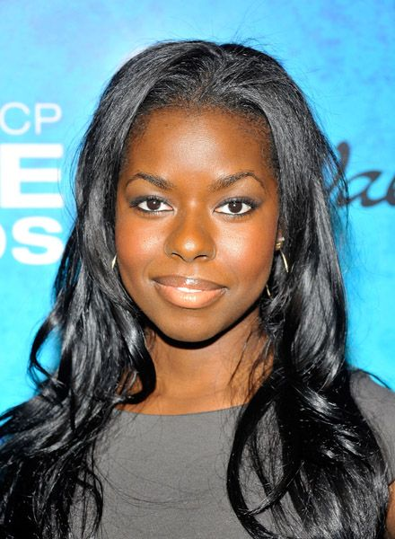 Mac Bangin Brilliant Collection: Who Looked More Bangin??: Camille Winbush