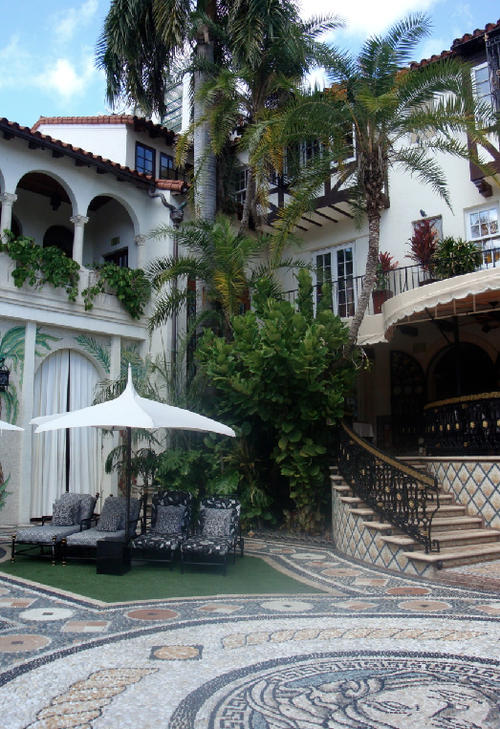 Versace Home Miami vicarious living versace mansion miami florida gianni versace