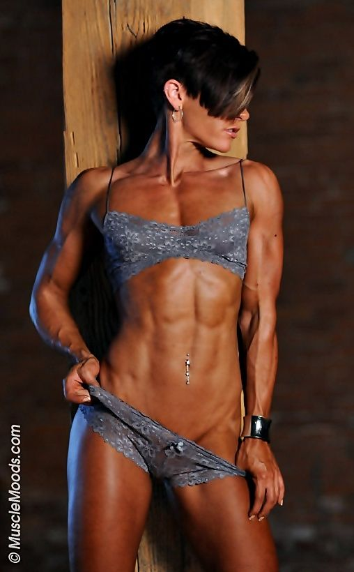 Allison moyer muscle babe all? apologise