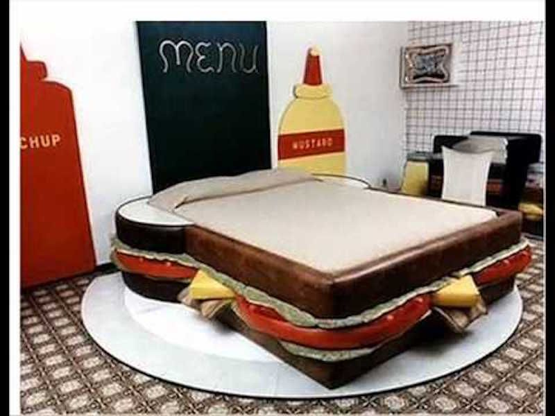 Quirky and cool bedroom designs you ve ever seen bedrooms for Quirky bedroom items