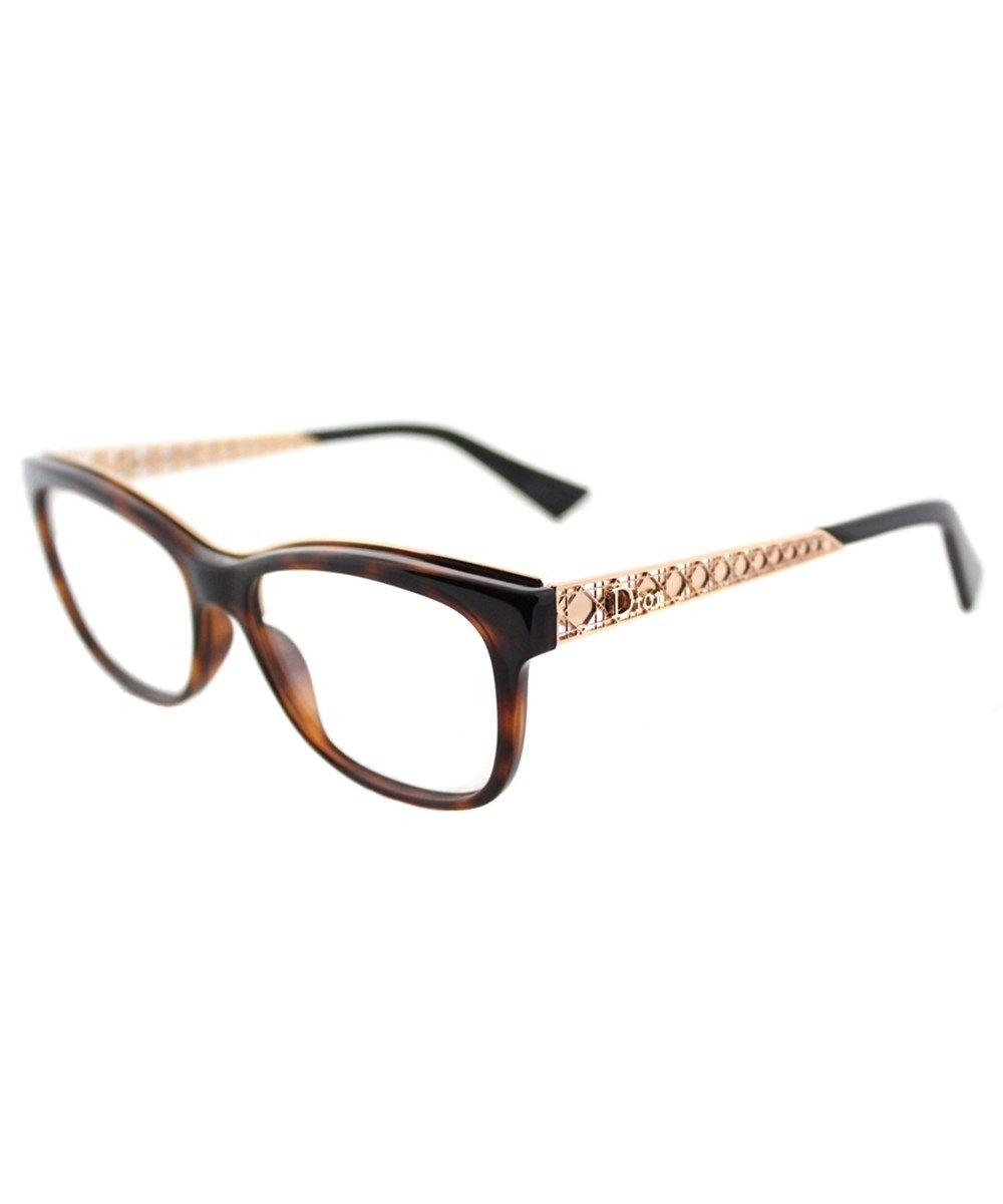 6b6ff821ae718 DIOR Diorama 01 Rectangle Plastic Eyeglasses .  dior  eyeglasses ...
