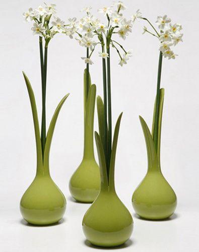 11 Innovative Plant Shaped Vase For Plant With Images Unusual Vases Vase Design Flower Vase Design